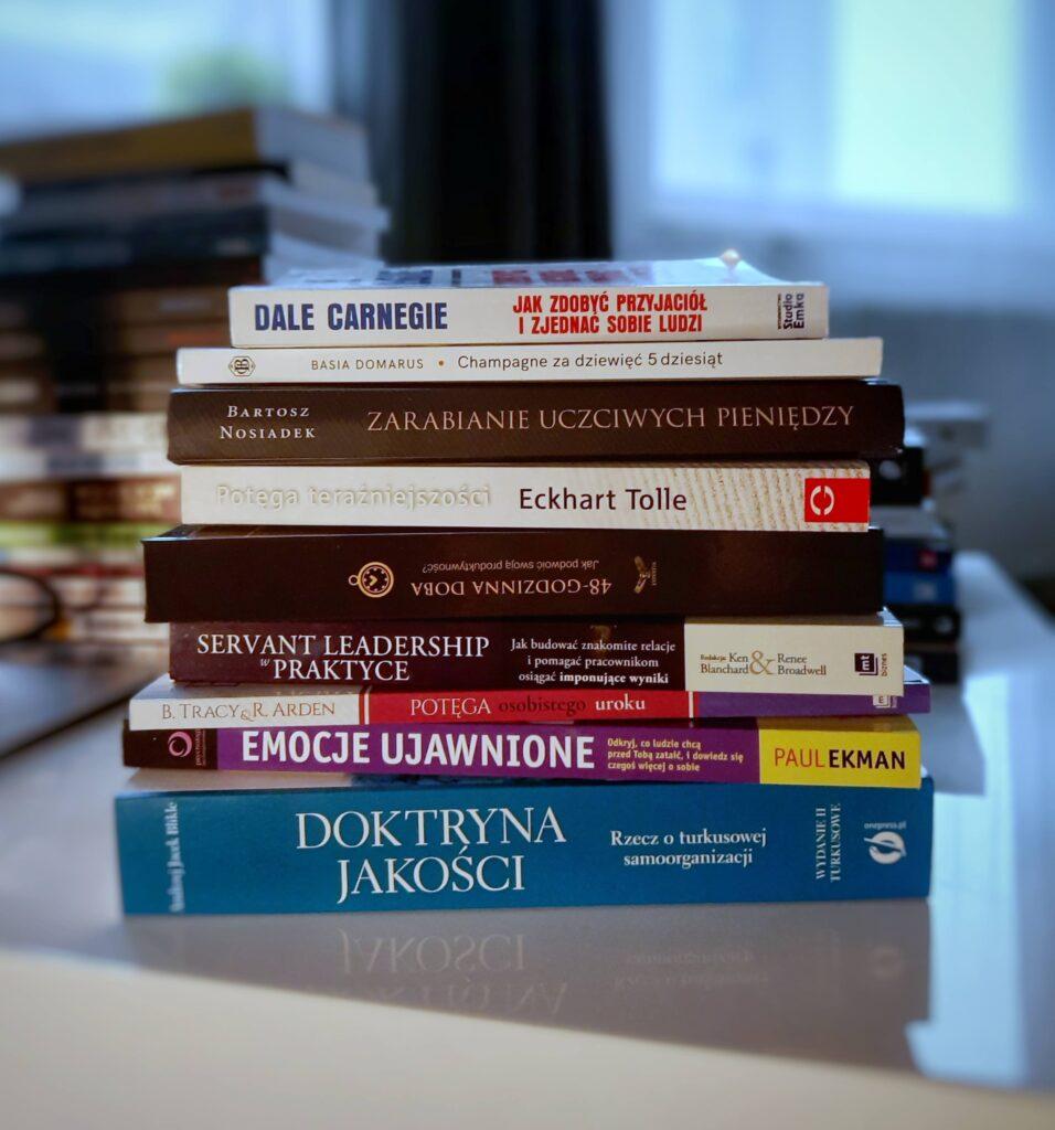 książki warte przeczytania